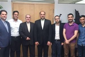 امکان ارائه خدمات کنسولی در شهرهای مختلف آلمان برای دانشجویان ایرانی فراهم میشود