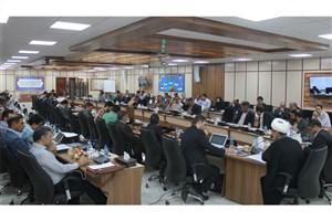 برگزاری دومین جلسه بررسی بودجه دانشگاه آزاد اسلامی استان خوزستان