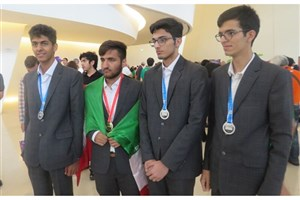 Iranian Students Win Colorful Medal at IOI 2019