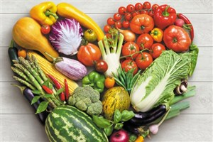 تاثیر رژیم گیاهی بر سلامت قلب