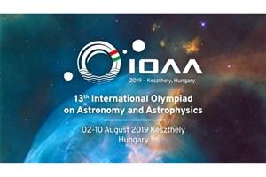 Iranian Students Shine in IOAA 2019