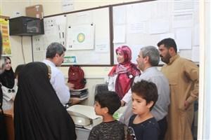 تقویت روحیه جهادی مهمترین هدف حضور پزشکان داوطلب در کمیته سلامت دانشگاه آزاد اسلامی است