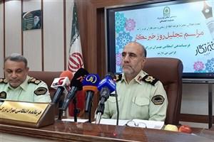 توضیح رئیس پلیس پایتخت در مورد یک فیلم منتشر شده در فضای مجازی