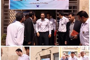 افتتاح دویست و سومین پایگاه اورژانس در پایتخت