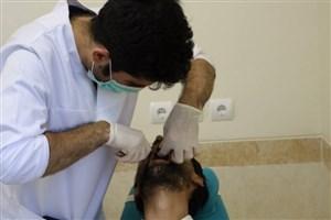 اردوی جهادی دانشگاه علوم پزشکی تبریز با هدف خدمات دندانپزشکی برگزار شد