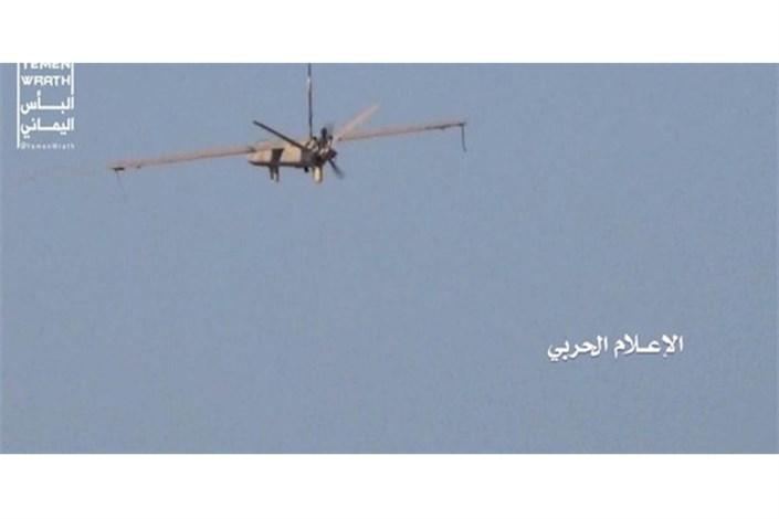 حمله پهپادی انصار الله یمن