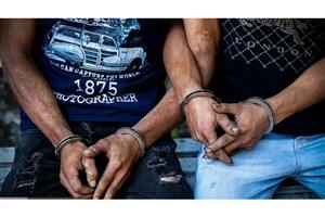 دوقلوهای جاعل دستگیر شدند