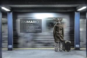 حضور انیمیشن «آقای گوزن» در جشنواره «انیماریو» اسپانیا