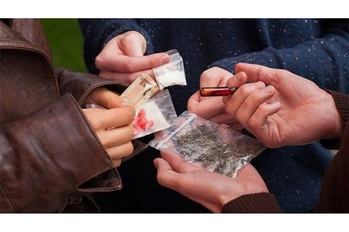 افزایش  گرایش به مصرف مواد مخدر