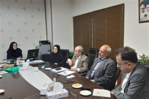 اولین کارگروه آراستگی و شئون رفتاری در دانشکده پزشکی آزاد اسلامی تهران برگزار شد