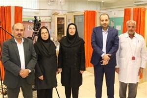 هفدهمین دوره آزمون صلاحیتهای بالینی در دانشگاه علوم پزشکی آزاد اسلامی تهران برگزار شد