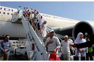 بازگشت بیش از ۶۰ هزار نفر از حجاج تا کنون به کشور
