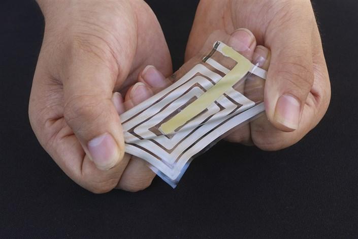 Researchers Develop Wireless Sensors to Track Health