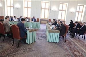 نشست سهجانبه ایران، انصارالله و چهار کشور اروپایی برگزار شد