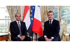تشدید اختلاف فرانسه و مصر بر سر لیبی