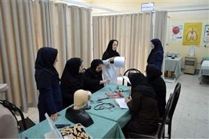 بیمارستانهای آموزشی، ظرفیت مناسبی برای کارهای تحقیقاتی دانشجویان پزشکی است