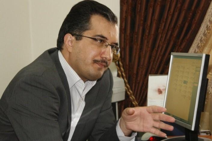 علی عبداللهی رئیس مرکز فناوری اطلاعات و توسعه اقتصاد هوشمند وزارت اقتصاد