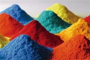 تولید رنگهای سرامیکی پودری توسط یک شرکت دانشبنیان