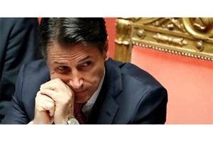 نخستوزیر ایتالیا استعفا کرد