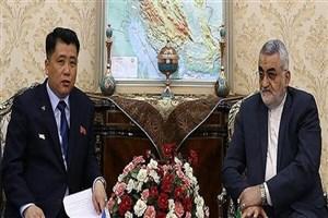 سیاست ایران برقراری صلح و ثبات در منطقه از موضع قدرت است