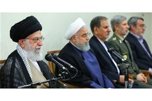 امروز اولین دیدار اعضای هیأت دولت در سال 98 با رهبر انقلاب برگزار میشود