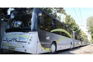 اتوبوسهای برقی به مرکز تهران میآیند