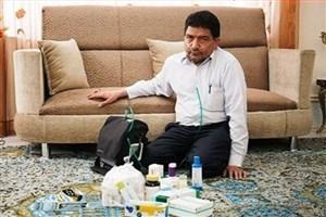 جانباز فرهنگی هادی کاظم نژاد به شهادت رسید/تحمل ۳۲ سال عارضه شیمیایی