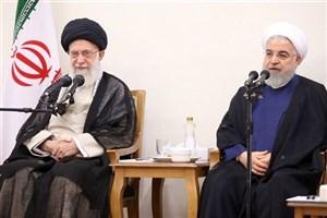 روحانی: مسیر درستی را در کاهش تعهدات برجام انتخاب کردیم