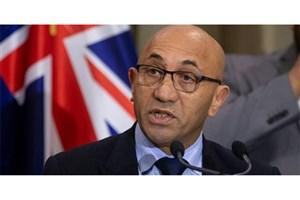 دست رد نیوزیلند به درخواست بریتانیا برای پیوستن به ائتلاف تنگه هرمز