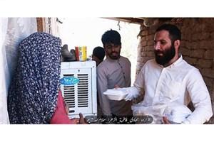 توزیع ۱۰۰۰ پرس غذا در آجرپزخانههای تهران