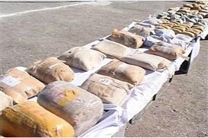 کشف  1183کیلو موادمخدردر ایرانشهر/هلاکت 2 سوداگر مرگ و دستگیری 3 قاچاقچی