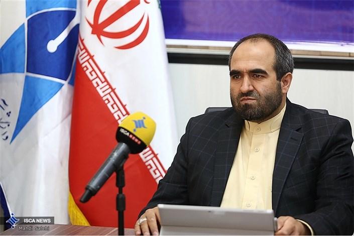 نشست خبری  رئیس بسیج   اساتید دانشگاه آزاد اسلامی