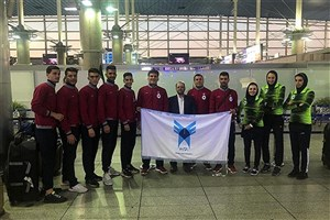 IAU Taekwondo Team Becomes Champion in 2019 WT World Cup