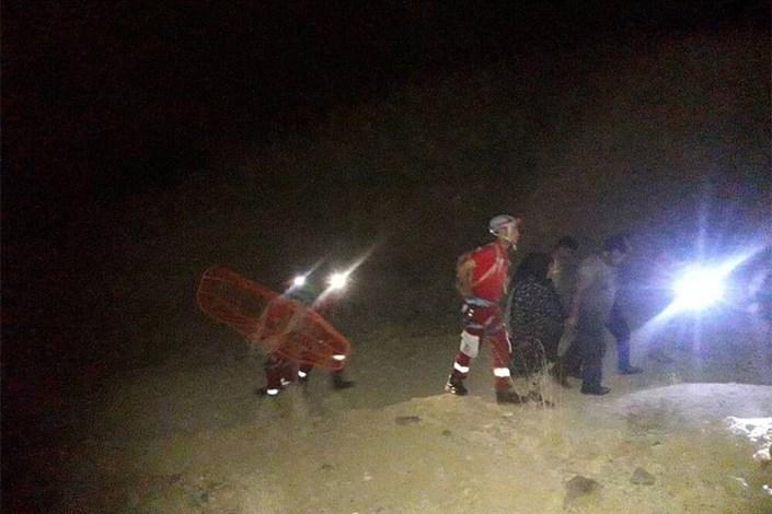 گم شدن ۶ نفر ازاعضای  یک خانواده در بازگشت از آبگرم