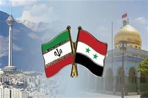 برگزاری پاویون شرکتهای دانشبنیان در نمایشگاه بازسازی سوریه
