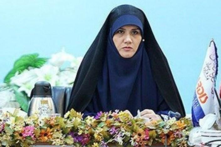 زینب حمیدزاده، مشاور بانوان معاون علمی و فناوری ریاست جمهوری