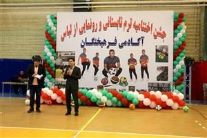 تشریح فعالیتهای مرکز سنجش سلامت و استعدادیابی ورزشی واحد اردبیل