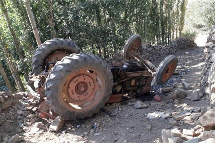 حوادث ماشینهای کشاورزی