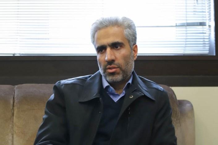 عماد احمدوند مدیر کارگروه ترویج ستاد فناوری نانو