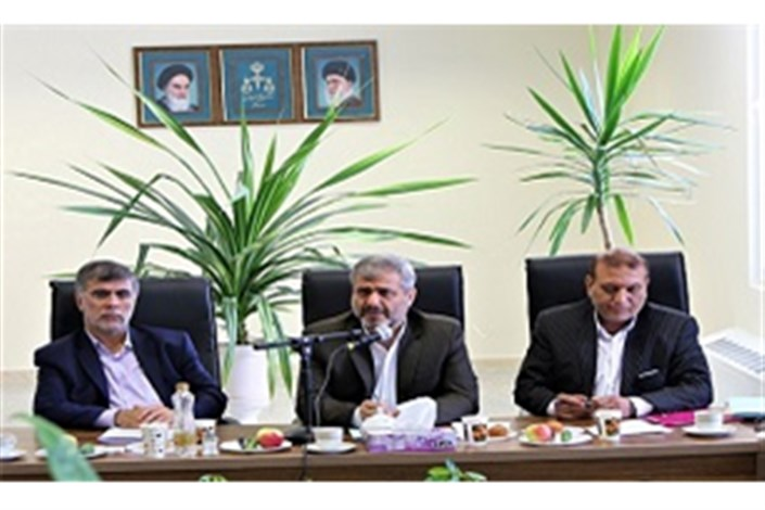 معارفه سرپرست دادسرای ناحیه ۵ تهران