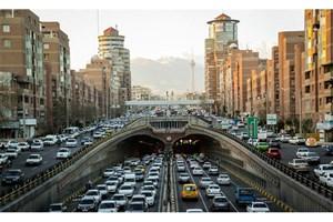 تردد روزانه ۷ میلیون خودرو در تهران/طرح کاهش آلودگی هوا بی فایده است