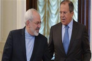 وزرای خارجه «ایران و روسیه» با یکدیگر دیدار میکنند