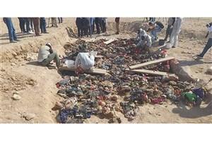 وجود بیش از 12 هزار قربانی در گورهای جمعی داعش در عراق
