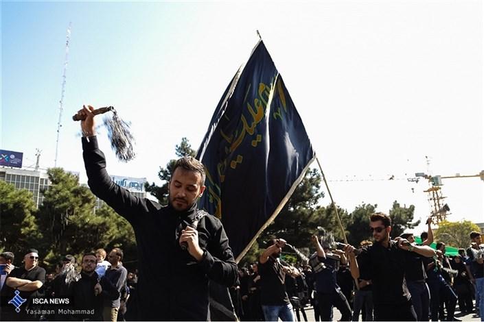 تمهیدات پلیس راهور برای ایام عزاداری  محرم