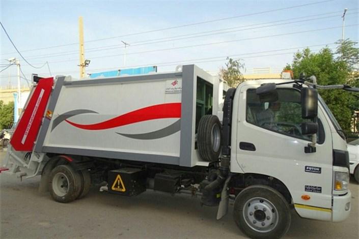 کامیونهای حمل زباله