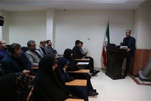 تحریریه آموزشی شهید باغبانی افتتاح شد