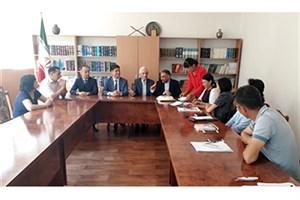 پایان دوره دانشافزایی مدرسان زبان فارسی در قزاقستان