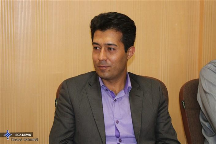 معاون پژوهش و فناوری دانشگاه آزاد اسلامی همدان
