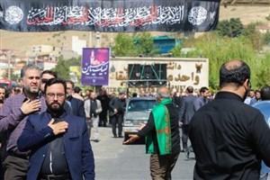 مراسم عزاداری  هیئت رزمندگان دانشگاه آزاد اسلامی برگزار میشود