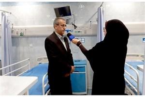 ارائه خدمات پزشکی در بیمارستان امام سجاد (ع) واحد تبریز با نصف تعرفه عمومی